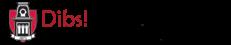 Dibs!  Reserve a Room Logo