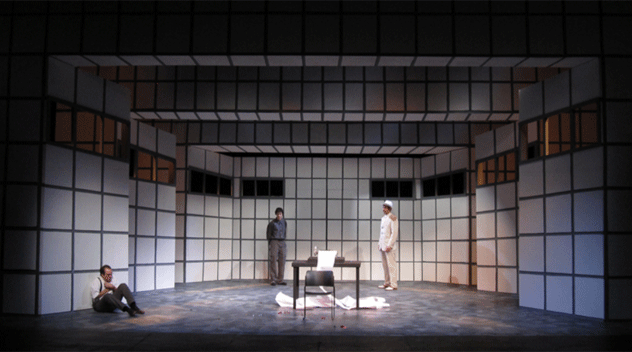 The Adding Machine (2011-2 Season) (photo: Courtesy of the Department of Theatre)