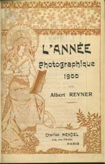 L'Annee Photographique 1900