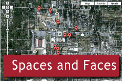 Spaces and Faces, Namesakes of U of A buildings