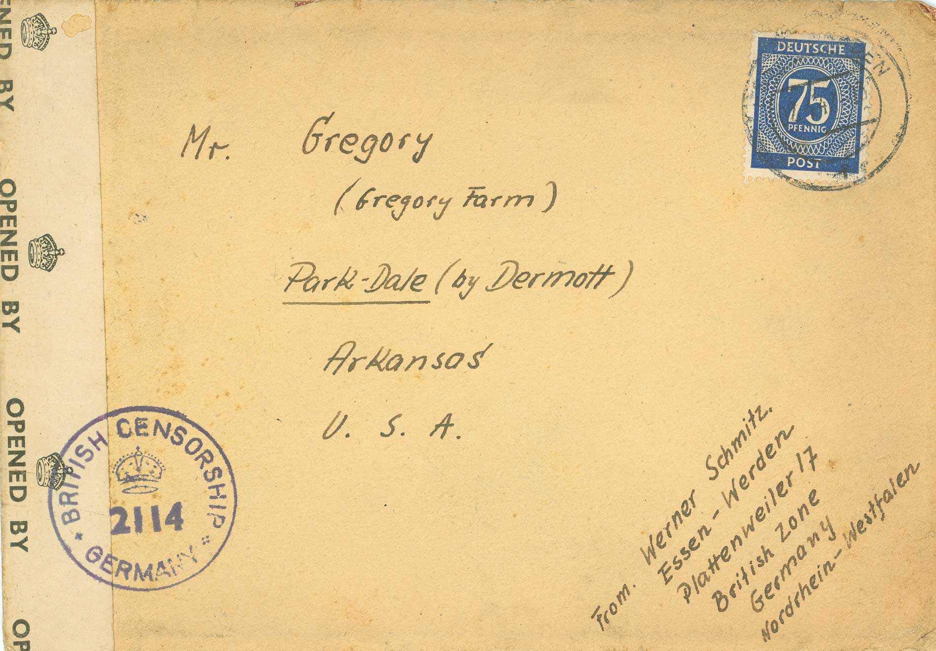 letter and envelope akba greenw co