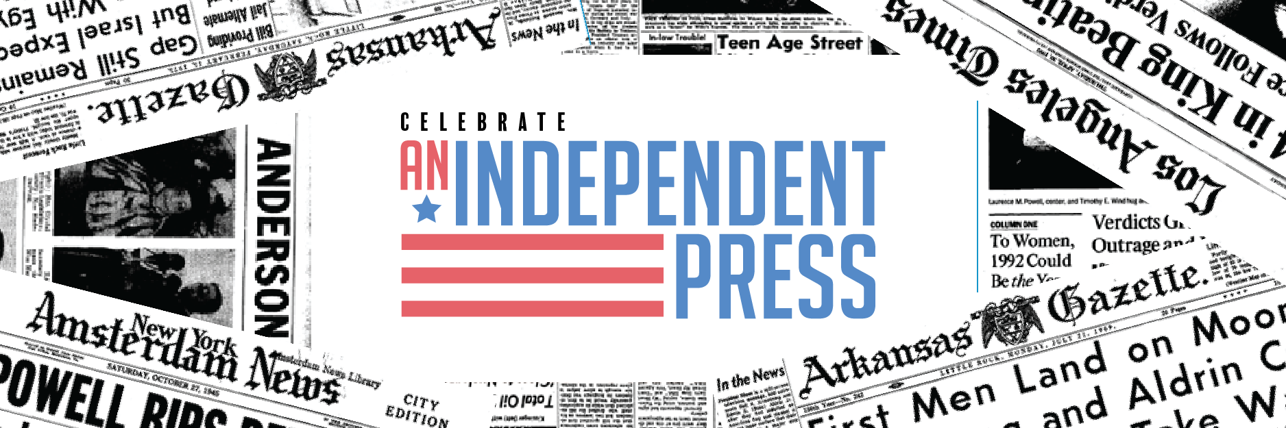 Celebrate the Fourth Estate with these new newspaper archives