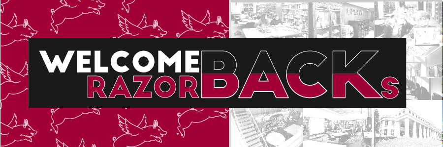 Welcome RazorBacks